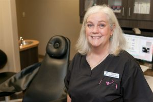 Vanda Bourgeois, registered dental hygienist at Bellaire Dental Excellence