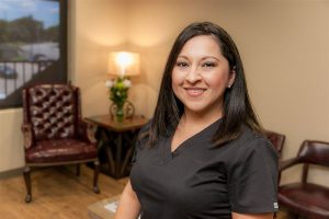 Jennifer Luera, front office at Bellaire Dental Excellence